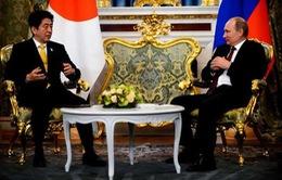 Thủ tướng Nhật Bản thăm Nga