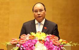 Thủ tướng dự cuộc đối thoại giữa các nhà lãnh đạo ASEAN với doanh nghiệp