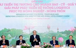 Nhanh chóng tháo gỡ nút thắt logistics cho nông sản Việt