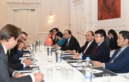 Thủ tướng Nguyễn Xuân Phúc: EU là đối tác thương mại hàng đầu của Việt Nam