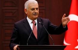 Thủ tướng Thổ Nhĩ Kỳ thăm Iraq
