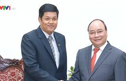 Thủ tướng: Đề nghị Myanmar ủng hộ lập trường của Việt Nam trong việc duy trì hòa bình ở Biển Đông
