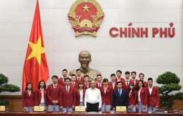 Thủ tướng ấn tượng về thành tích của Đoàn thể thao Việt Nam tại SEA Games 29