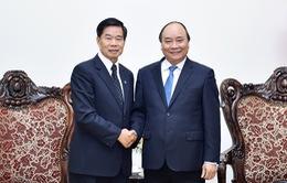 Thủ tướng: Việt Nam sẽ làm hết sức mình để hỗ trợ Vientiane phát triển
