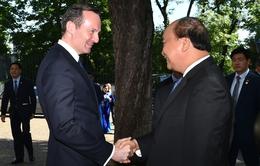 """""""Hợp tác kinh tế là trụ cột của quan hệ Đối tác chiến lược Việt Nam - Đức"""""""
