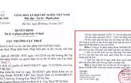 Xử phạt công ty chứng khoán Woori CBV hơn 140 triệu đồng