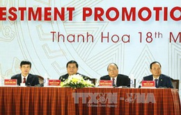 Thủ tướng: Thanh Hóa cần trở thành một tỉnh kiểu mẫu trong thu hút đầu tư
