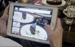 Độc đáo thực đơn 3D tại nhà hàng ở Mỹ
