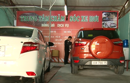 Dịch vụ cho thuê xe ô tô tự lái đắt khách ngày giáp Tết
