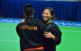 Hoàng Thị Loan quyết tâm bảo vệ tấm HCV tại SEA Games