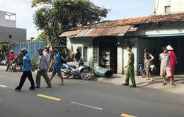 TP.HCM: Gia công thùng phuy hóa chất gây nổ, 1 người tử vong