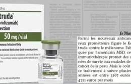 Giá thuốc điều trị ung thư cao chót vót