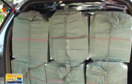 Thu giữ 12.000 gói thuốc lá ngoại nhập lậu tại Long An