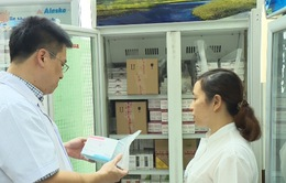 Thuốc bán vượt giá đăng ký