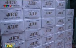 Phát hiện vụ buôn lậu 12.000 gói thuốc lá ngoại ở Long An