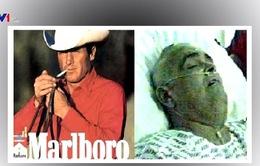Nạn nhân của thuốc lá và ung thư lên tiếng kêu gọi thanh niên từ bỏ hút thuốc