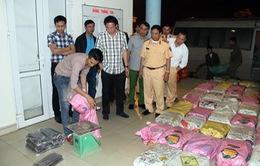 Lào Cai: Triệt phá xưởng sản xuất thuốc nổ tại nhà