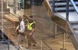 Thụy Điển bắt một đối tượng nghi mang thuốc nổ lên máy bay