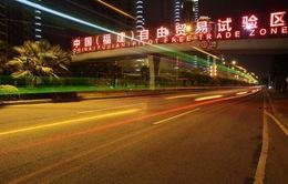 Trung Quốc khai trương 7 khu thương mại tự do