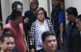 Philippines bắt giữ một Thượng nghị sĩ