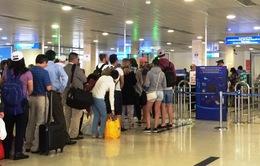 Khuyến nghị hành khách đến sớm làm thủ tục tại sân bay Tân Sơn Nhất