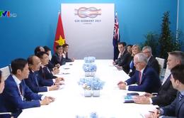Australia mong muốn nâng cấp quan hệ với Việt Nam lên Đối tác chiến lược