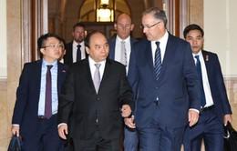 Thủ tướng Nguyễn Xuân Phúc thăm thành phố Rotterdam