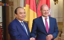 Thủ tướng đề nghị Hamburg hợp tác với Việt Nam về cảng biển