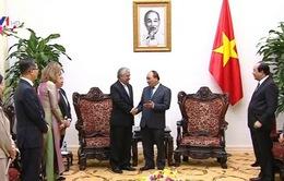 Thủ tướng tiếp đại diện thường trú LHQ tại Việt Nam