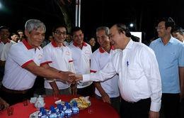 Thủ tướng thăm mô hình hội quán của nông dân Đồng Tháp