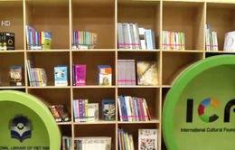 Thư viện văn hóa thiếu nhi Việt Nam – Cơ hội trải nghiệm văn hóa đa ngôn ngữ