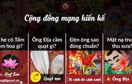 """Cư dân mạng cùng nhau """"hiến kế"""" cho sự kiện Thu Vọng Nguyệt"""