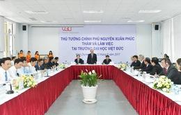 Đưa Đại học Việt - Đức thành trung tâm nghiên cứu của Đức ở Việt Nam