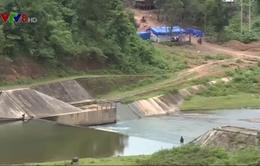 Quảng Trị: Công trình thủy lợi bồi lấp gây khó khăn cho sản xuất