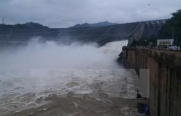 Chủ động ứng phó, hạn chế thiệt hại do xả lũ hồ chứa thủy điện