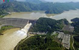 Đảm bảo an toàn khi xả lũ hồ thủy điện Hòa Bình