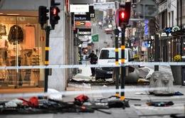 Vụ tấn công khủng bố ở Thụy Điển: Bắt giữ nghi phạm thứ 2