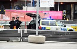 """Vụ tấn công bằng xe tải ở Thụy Điển: """"Một hành động khủng bố tồi tệ"""""""