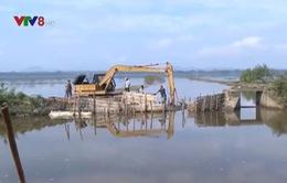Thừa Thiên - Huế khẩn trương nâng cấp hệ thống thủy lợi sau mưa lũ