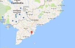 Đã tìm thấy 3 thuyền viên Indonesia mất tích trên biển