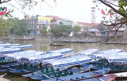 Đảm bảo an toàn giao thông cho lễ hội chùa Hương