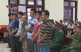 Kiên Giang: Phạt tù 10 thuyền trưởng vì bắt người thi hành công vụ