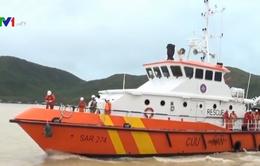 Mở rộng khu vực tìm kiếm thuyền viên mất tích