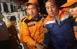 Tìm thấy 1 thi thể thuyền viên tàu Hải Thành 26