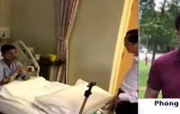 3 thuyền viên Việt Nam bị tai nạn tại Singapore