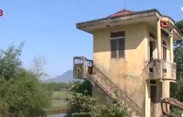 TT-Huế: Ruộng bỏ hoang vì trạm bơm không hoạt động