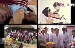 Hợp tác Việt Nam – UNICEF về y tế dự phòng