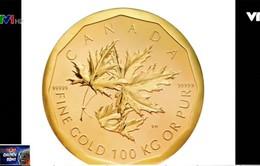 Đức bắt giữ nhiều đối tượng liên quan đến vụ trộm đồng tiền 100kg