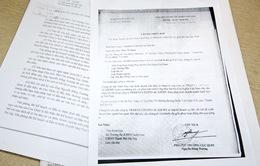 Giả mạo văn bản của Bộ KH&ĐT cho phép kinh doanh Onecoin