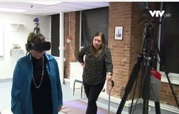 Thiết bị thực tế ảo hỗ trợ bệnh nhân mắc rối loạn tiền đình